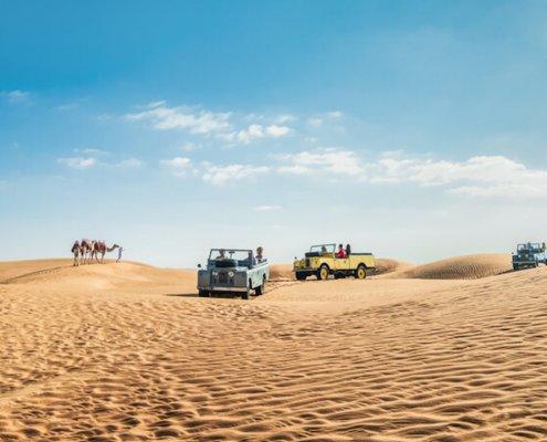 Jeep safari Dubai