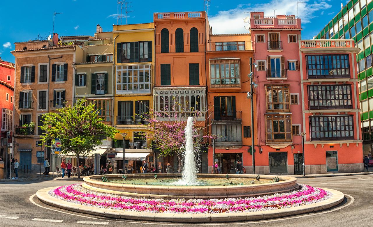 Mallorca 4 1