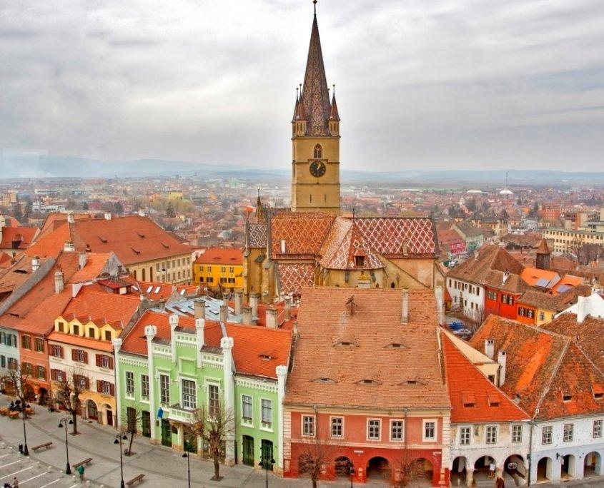 Sibiu Romania servicii de incoming