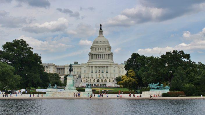 Capitol Hill, Washington DC, USA