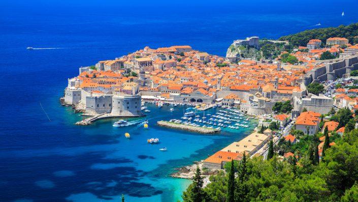 Dubrovnik, Croatia, Europe