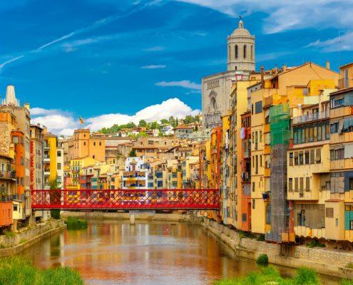 Girona Spania