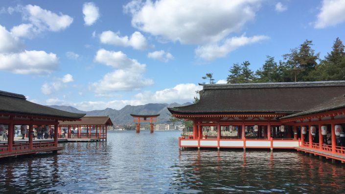 Insula Miyajima, Japonia tomana