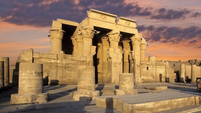 Kom Ombo temple Egipt