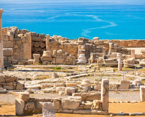 Kourion Cipru sit arheologic