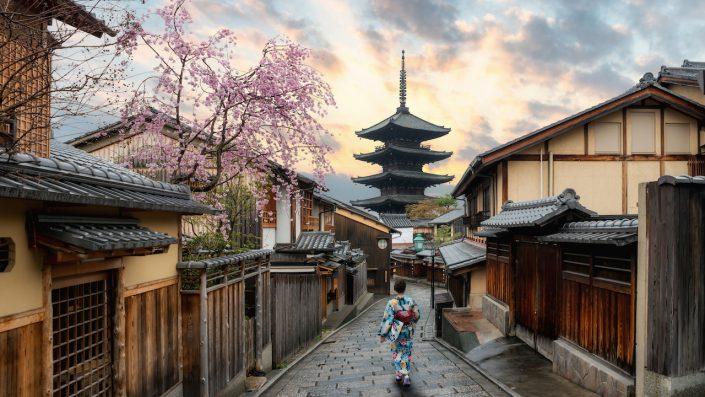 Kyoto, circuit Japonia 2020