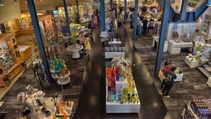 Muzeul Sticlei din Corning, Corning, USA