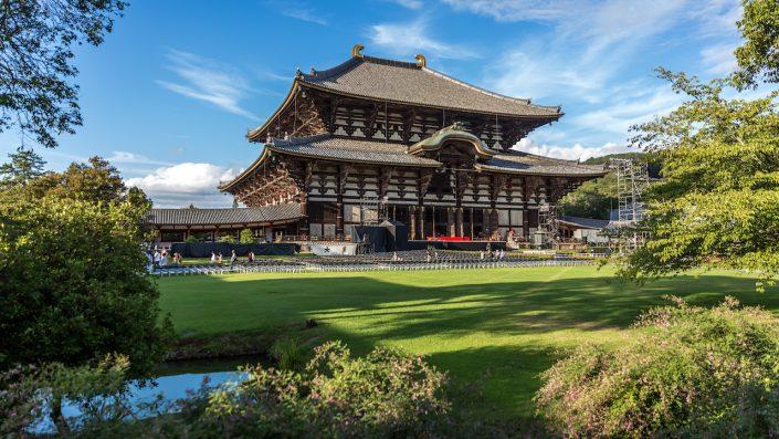 Nara Temple,circuit Japonia 2020