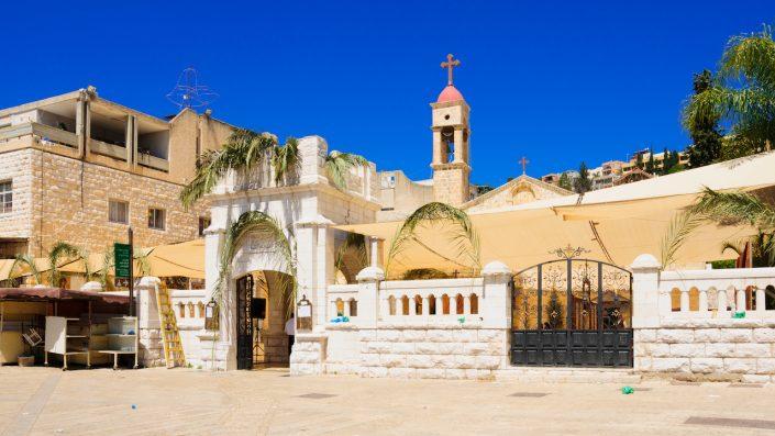 Ortodox Duminica Floriilor din Nazaret