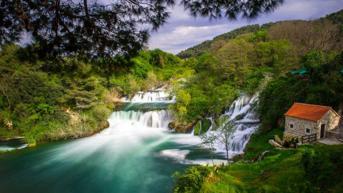Parcul National Krka, Croatia, Europe