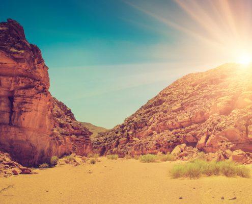 canionul colorat Sharm el Sheikh