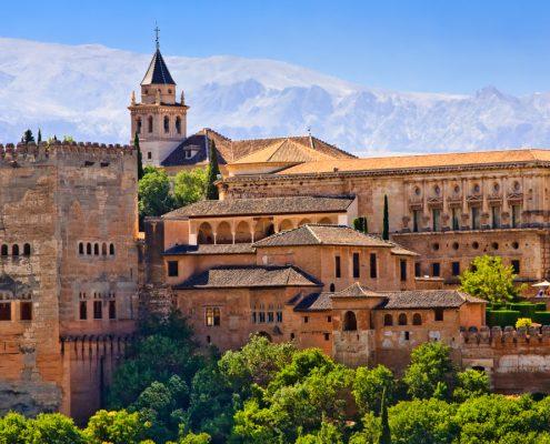dreamstime xxl 11409681 Alhambra Malaga Spania