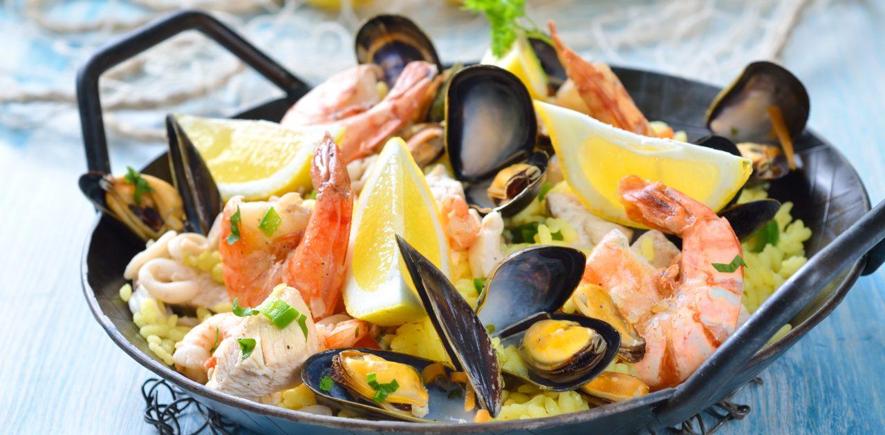 paella Spania
