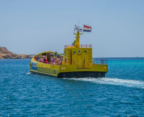 submarin Sharm el Sheikh