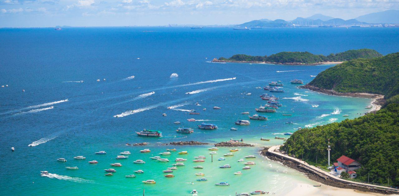 Koh Lan Thailanda