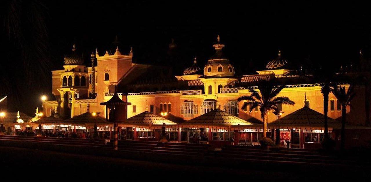 O seara traditionala la Chez Ali Maroc