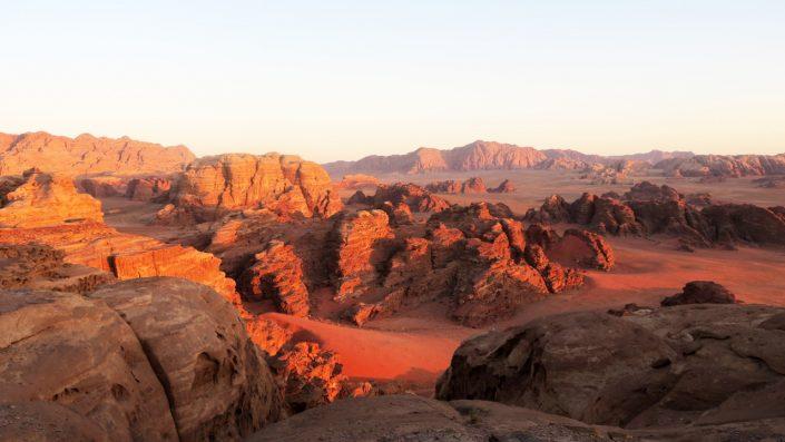 Wadi Rum Iordania