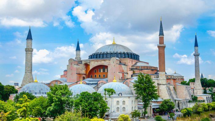 Istanbul moschee, Sărbători de iarnă, Turcia
