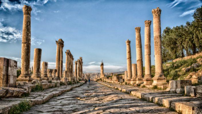 Jerash Iordania