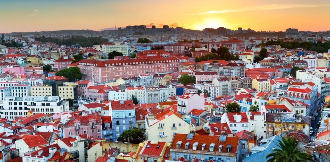 Lisabona, Europa