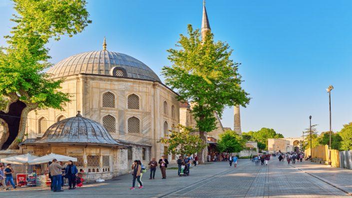 Străzi Istanbul