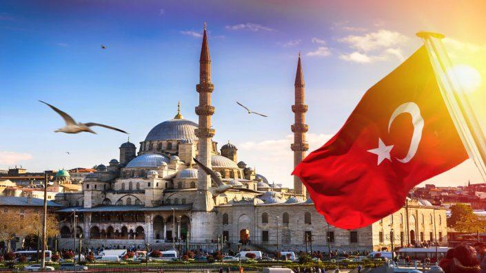 Moschee Turcia sejur