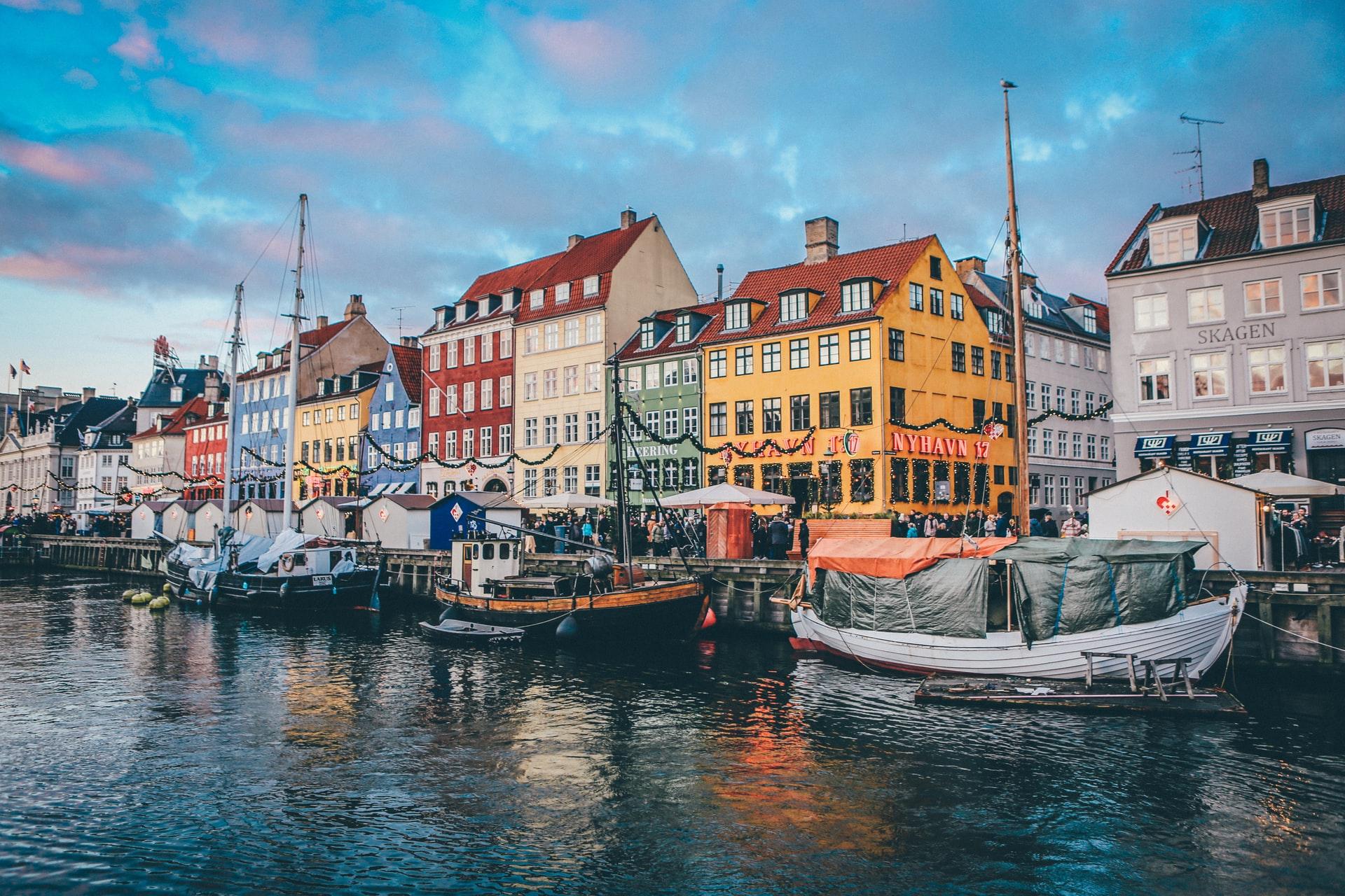 Copenhagen, Afternoon, Vacation, travel, cocktail holidays.
